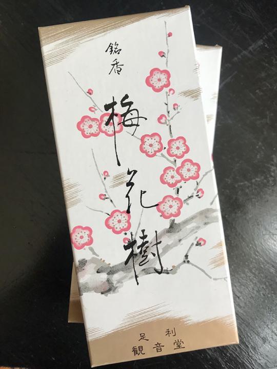 Shoyeido Plum Blossoms 150 sticks