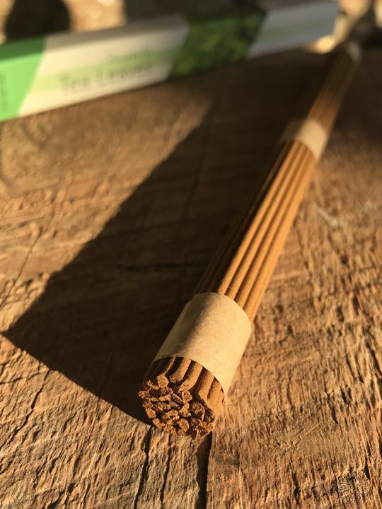 Shoyeido Tea Leaves