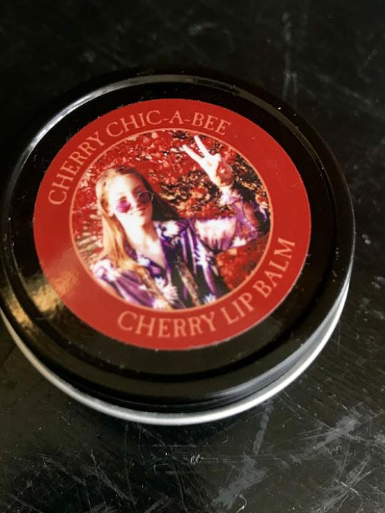 Cherry Chic-a-Bee Lip Balm