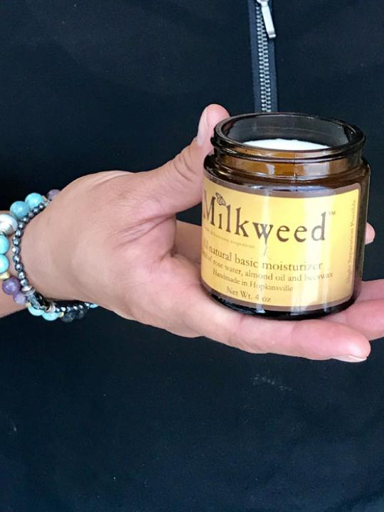 Milkweed Moisturizer
